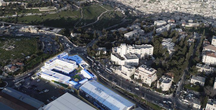 Margalit Startup City Jerusalem