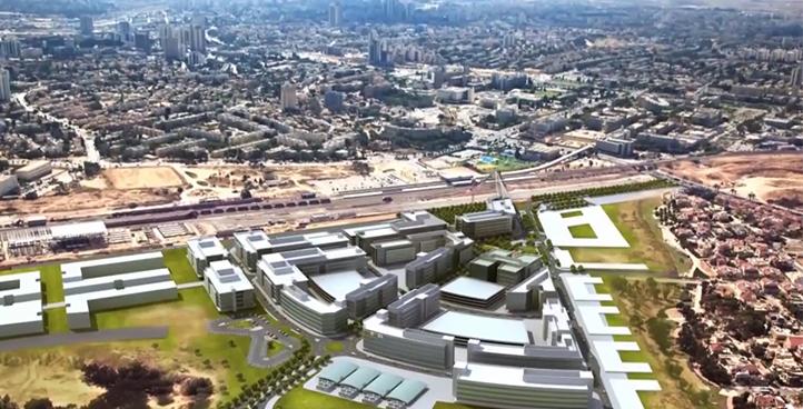Margalit Startup City Be'er Sheva